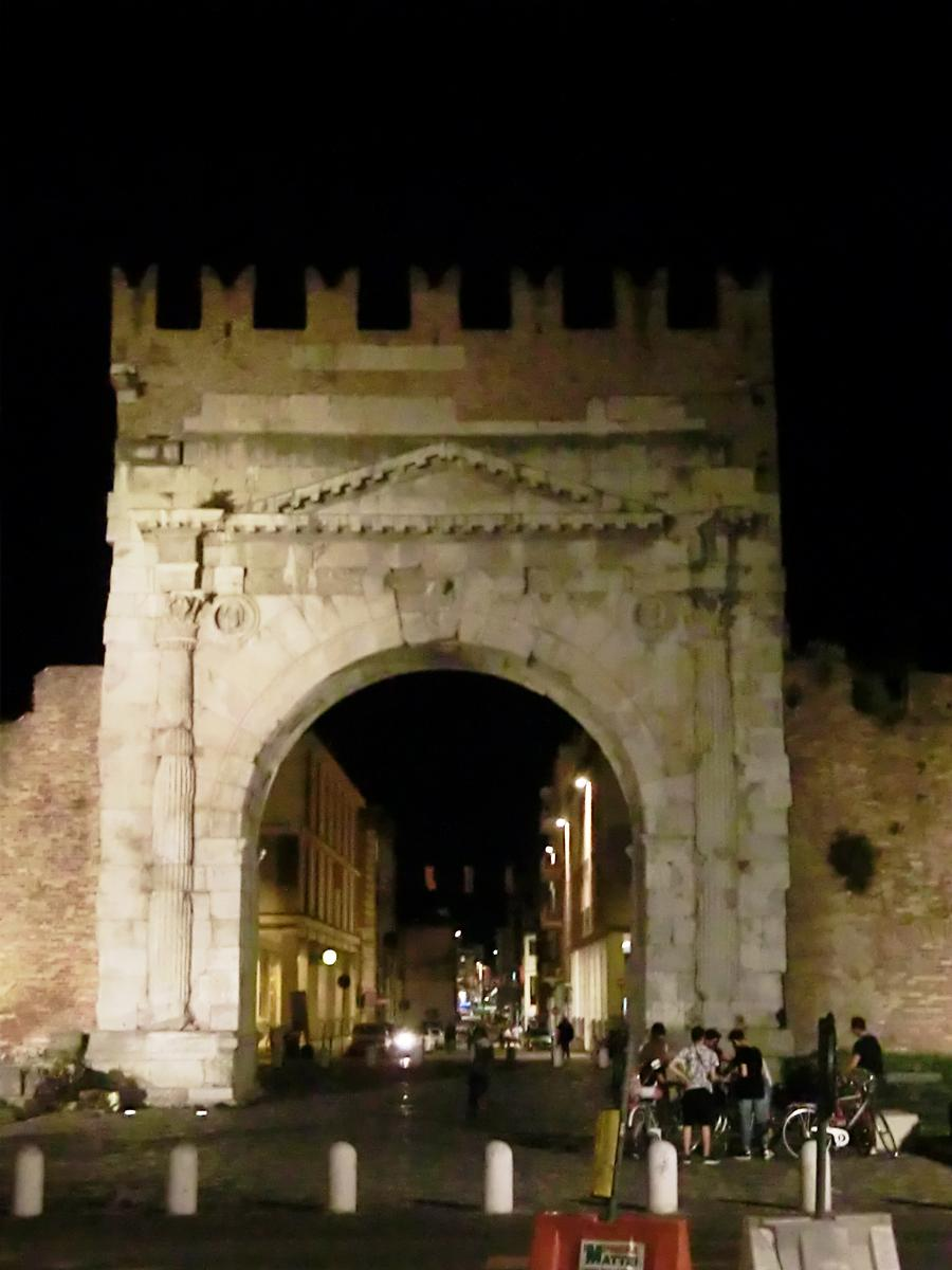 Arch of Augustus