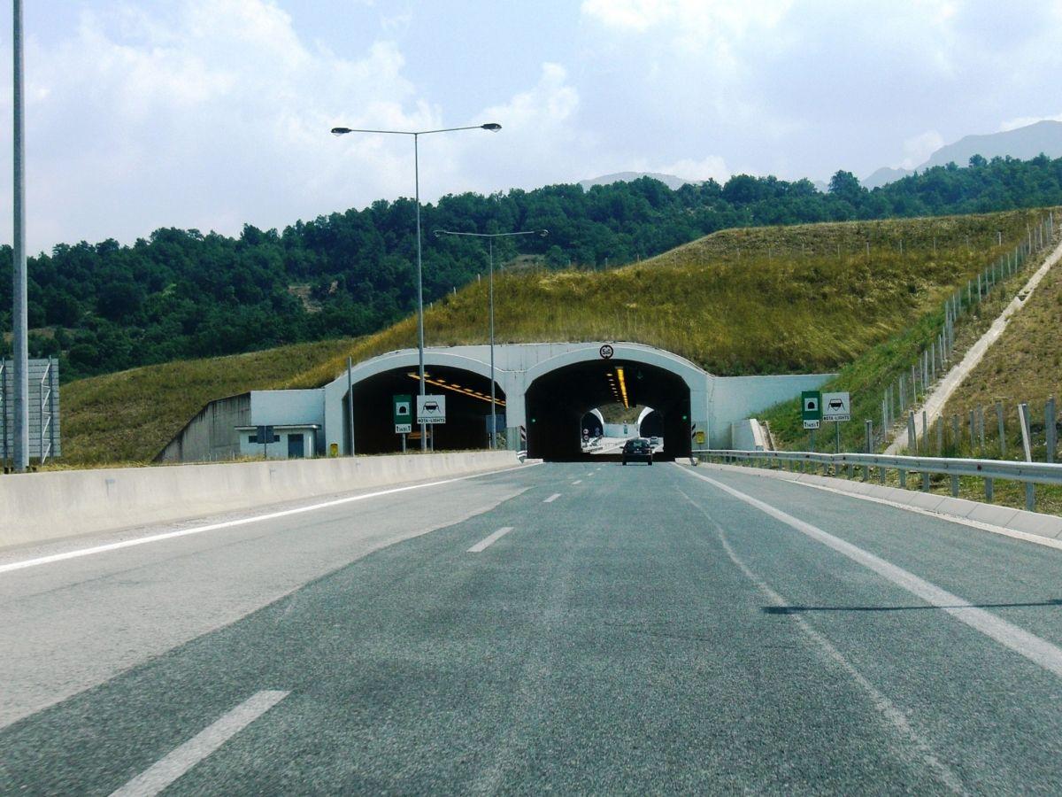Tunnel de Chrysovitsa
