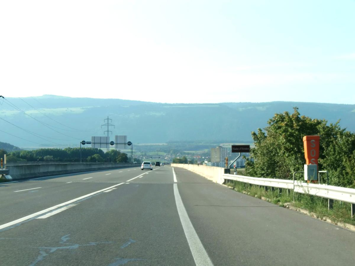 Yverdon Viaduct