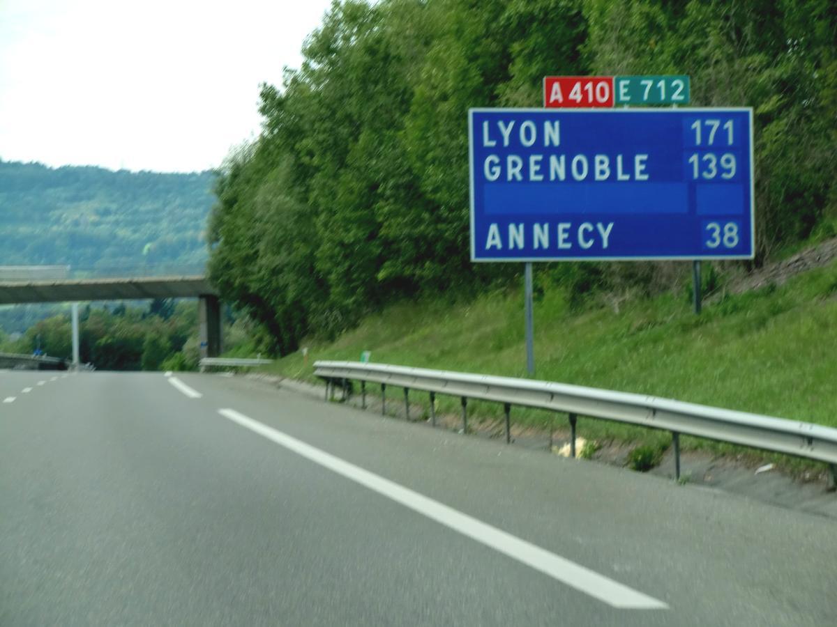 A410 autoroute #