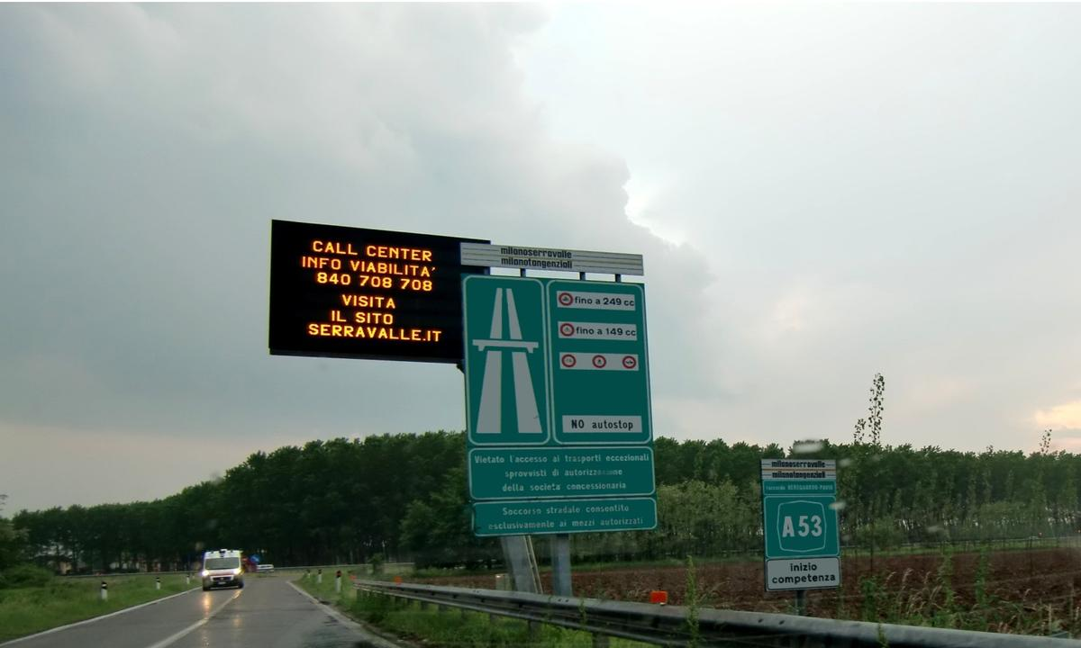 Autobahn A 53 (Italien)
