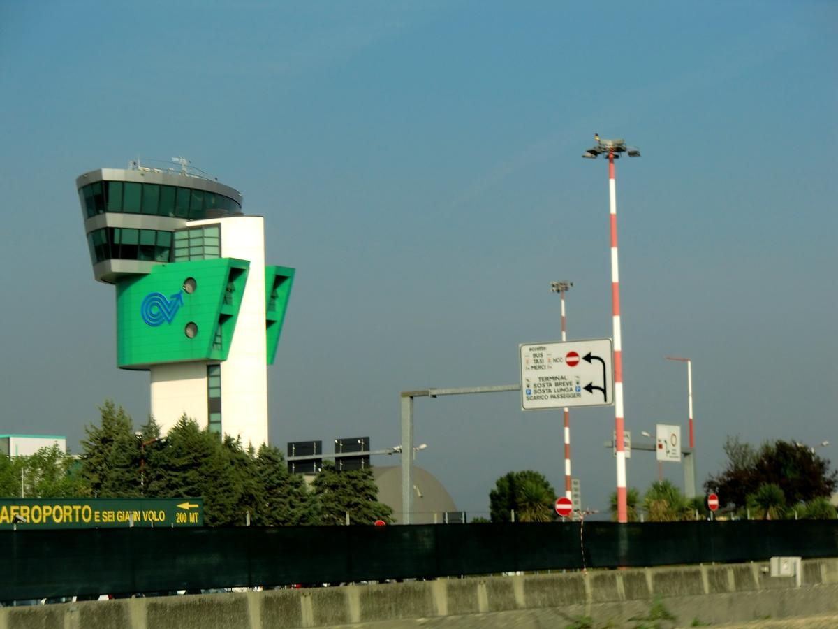 Orio al Serio Airport Control Tower