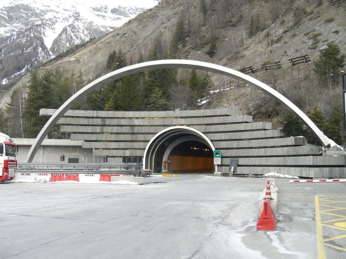 Mont-Blanc-Tunnel