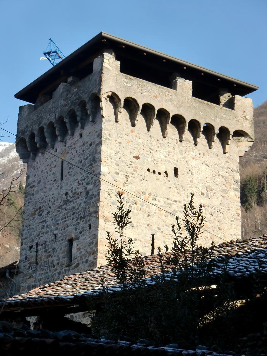 Turm von Introbio