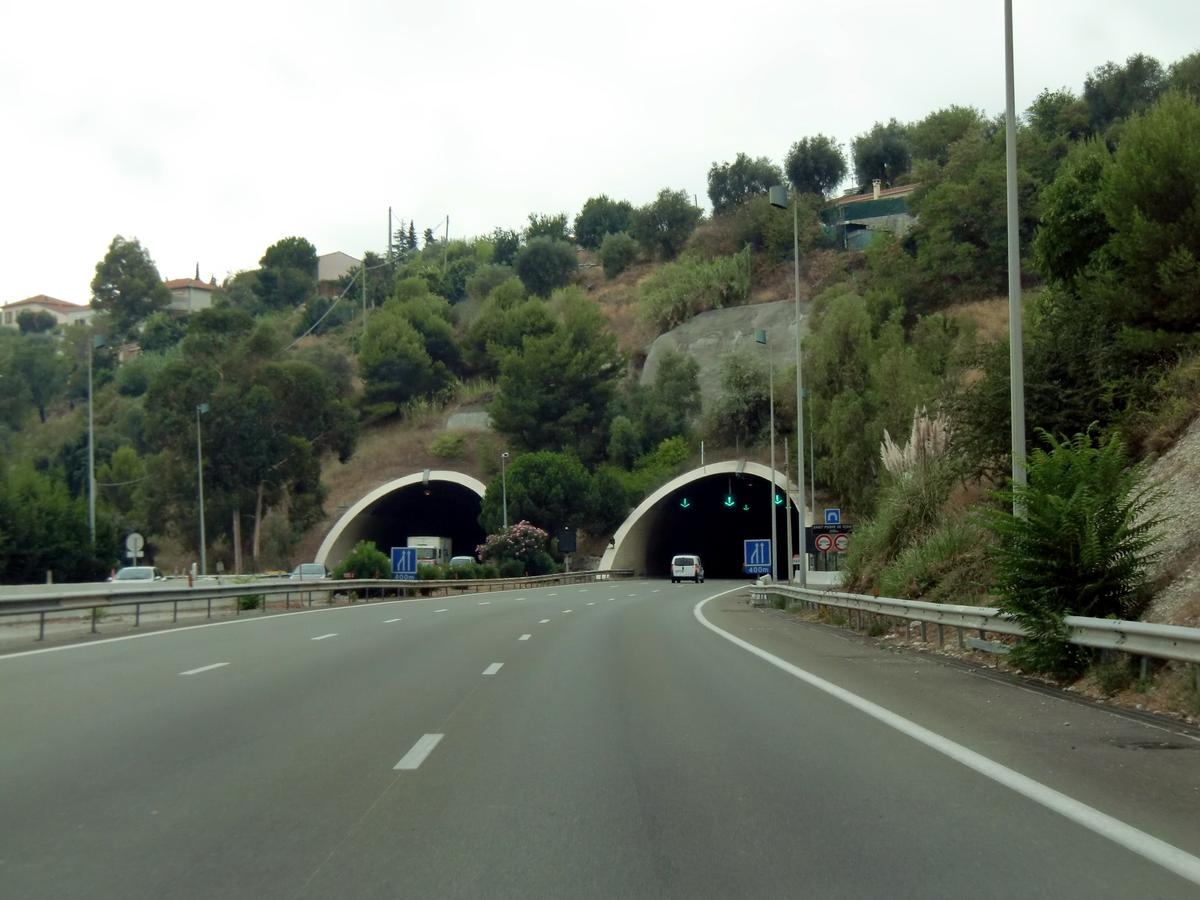 Tunnel de Saint-Pierre-de-Féric