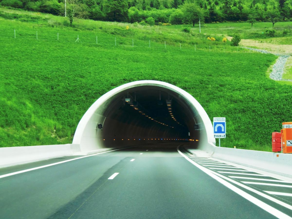 Tunnel La Bussière