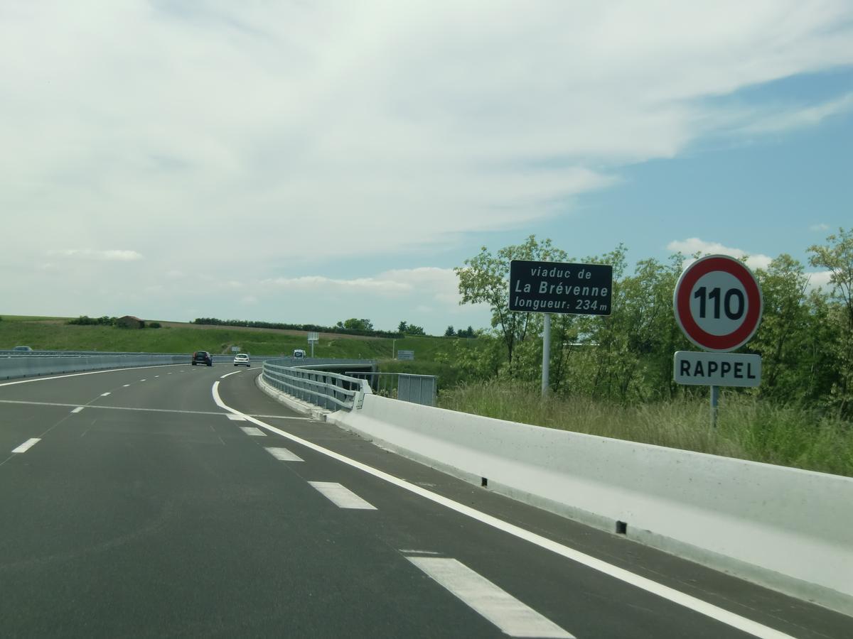 Viaduc de La Brevenne