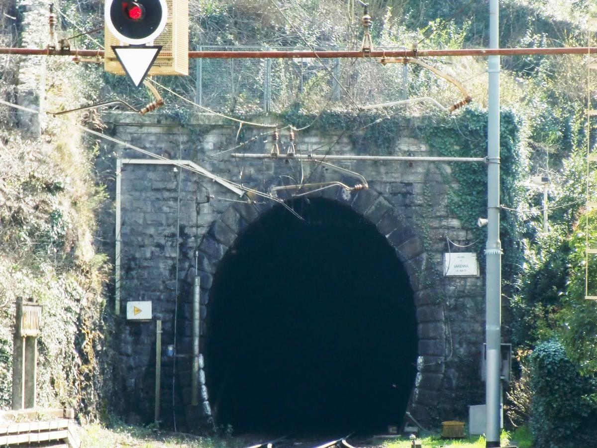 Varenna Tunnel northern portal