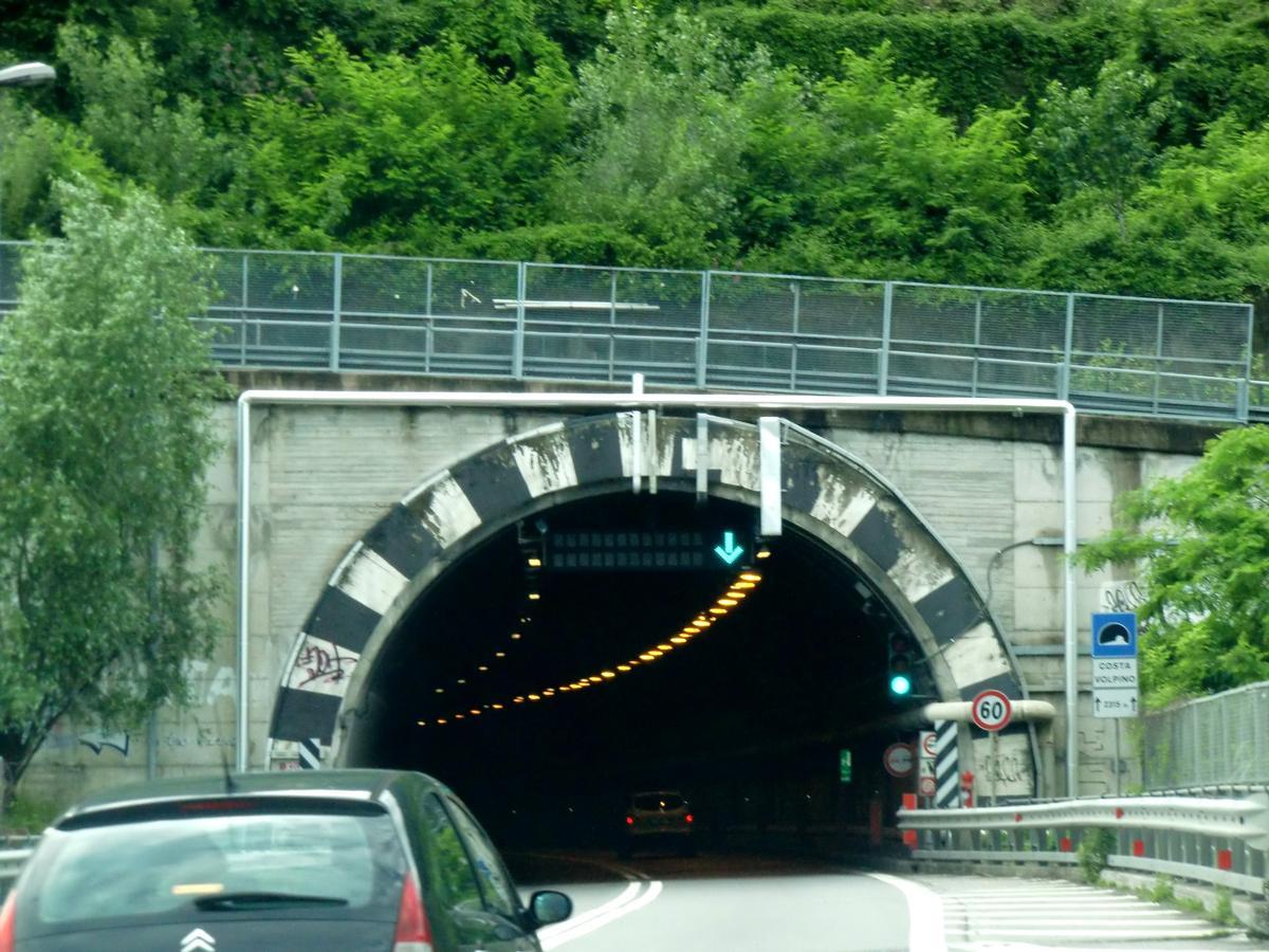 Tunnel de Costa Volpino