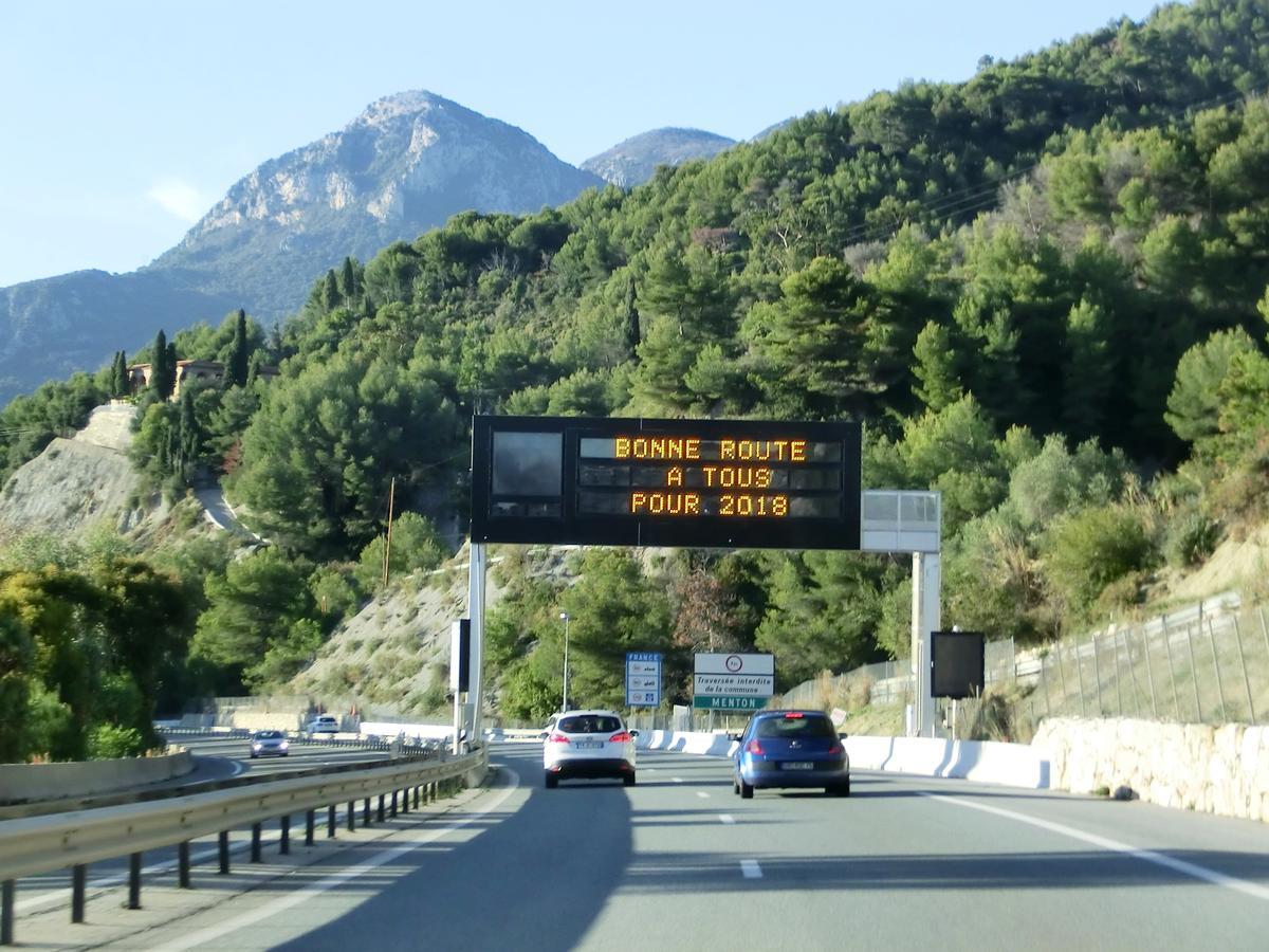 Autobahn A 8 (Frankreich)