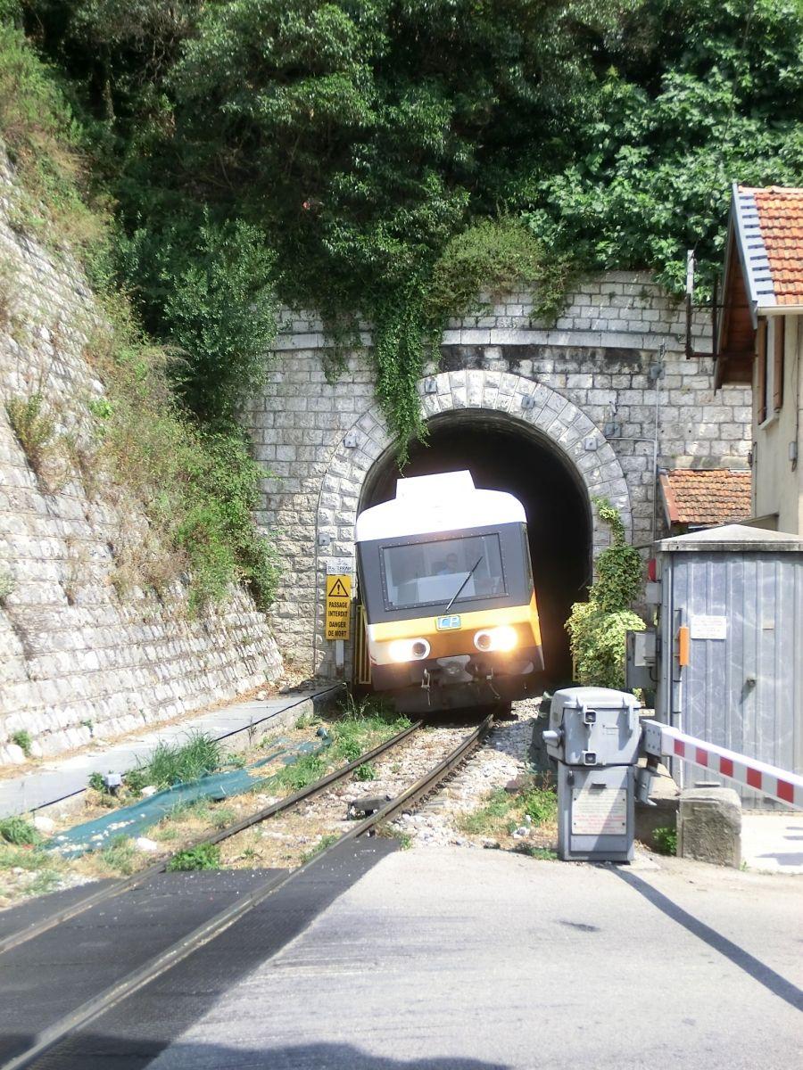 Saint-Philippe Tunnel western portal