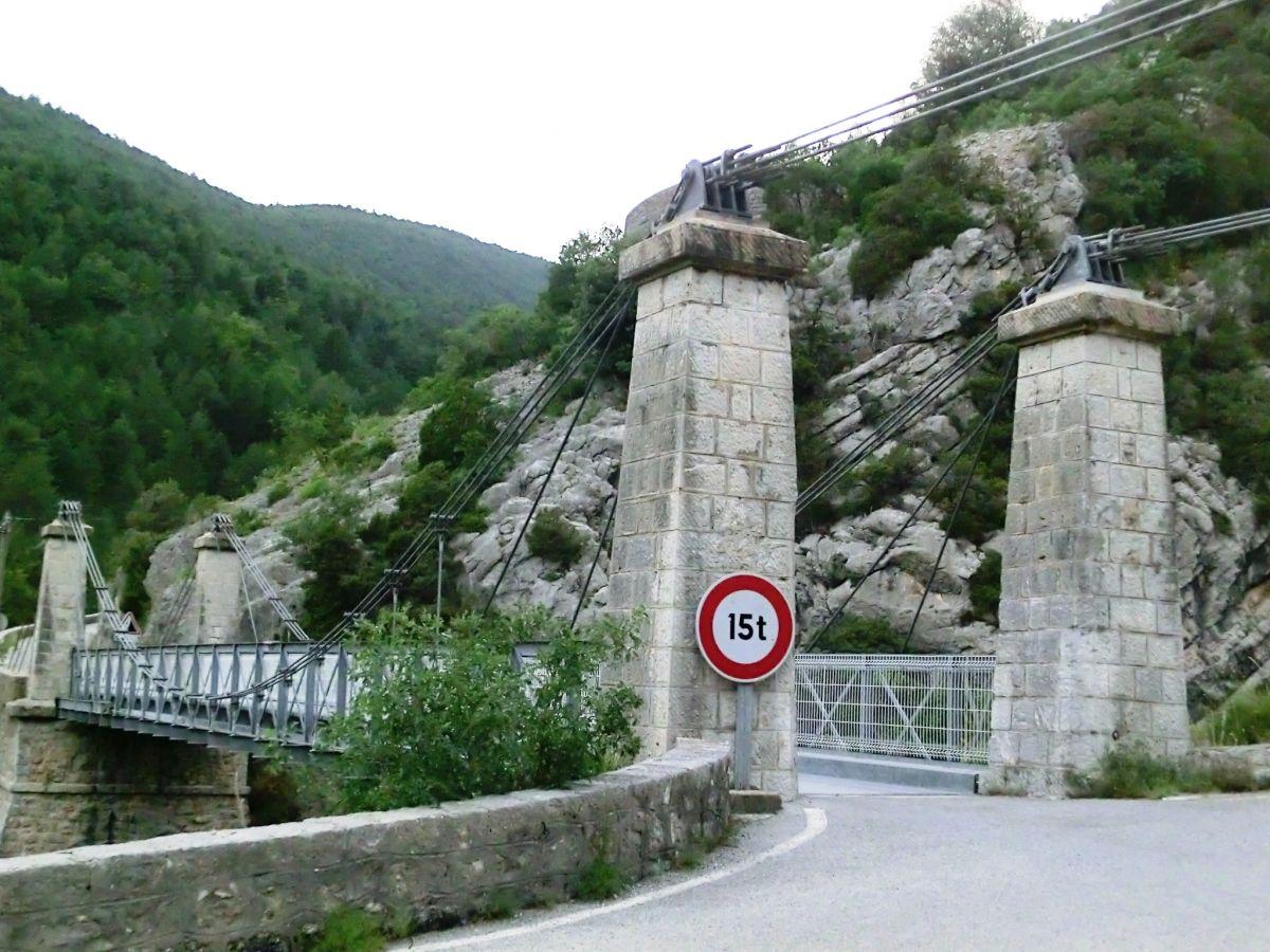 Pont sur la Roudoule