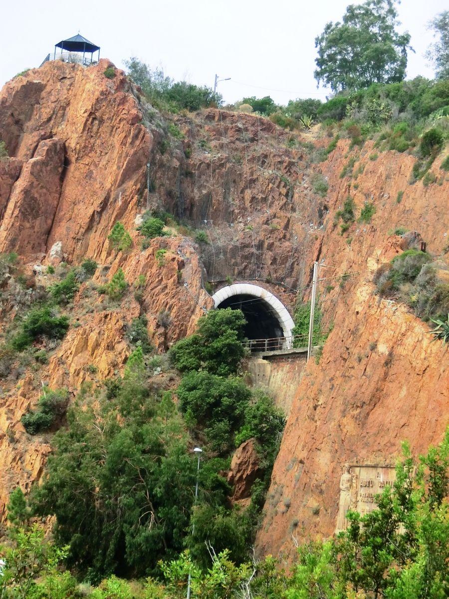 Structurae En Notre Dame Tunnel Northern Portal