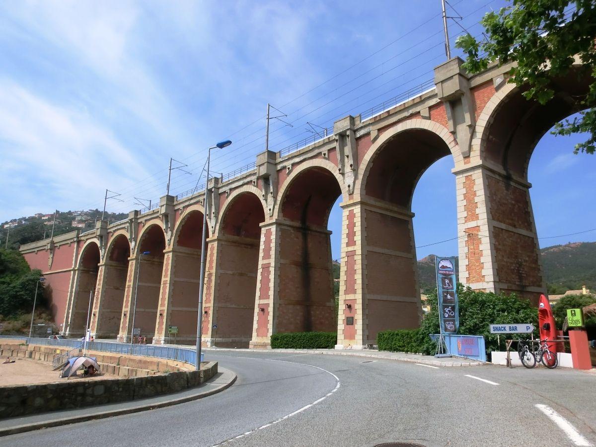 Anthéor Viaduct