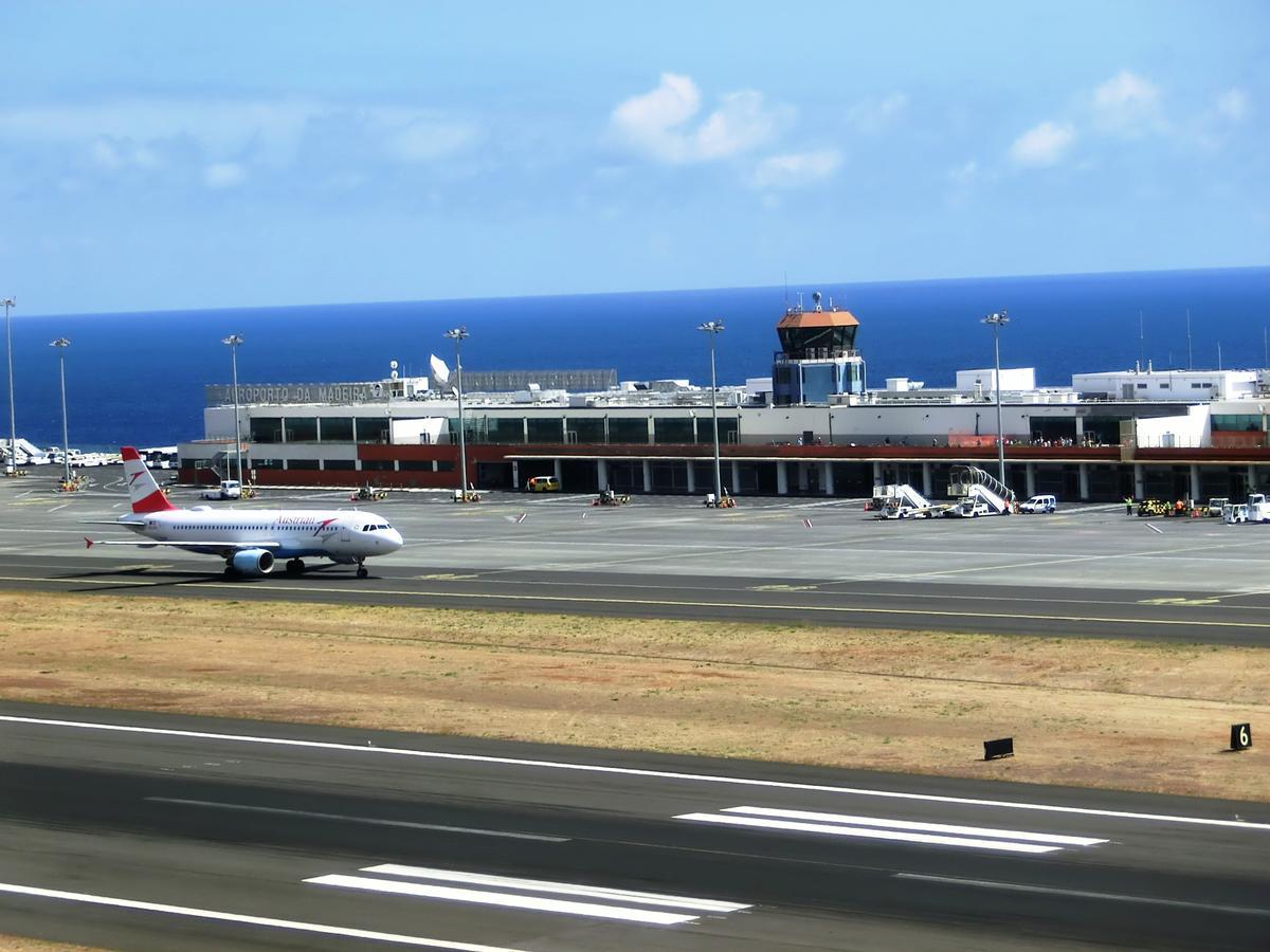 Madeira International Airport Cristiano Ronaldo