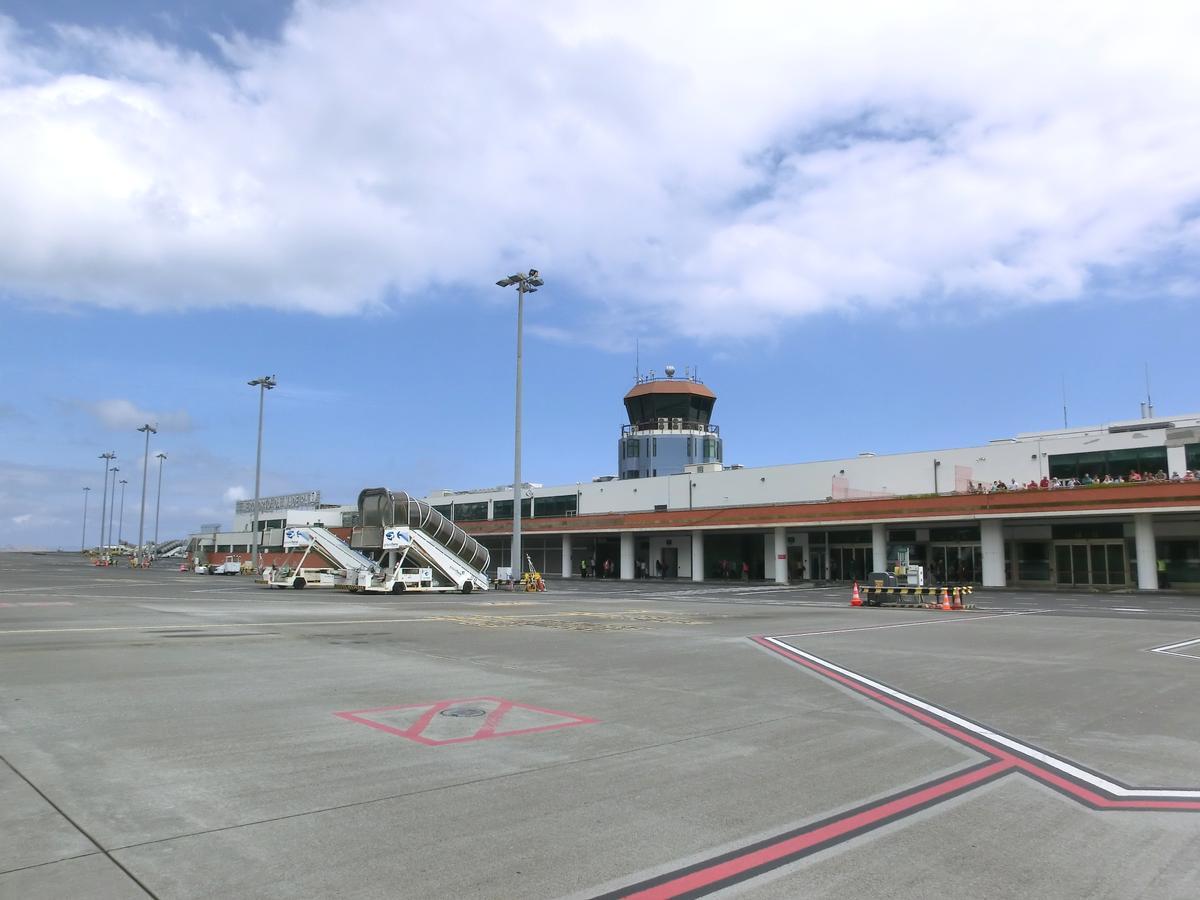 Flughafen Ronaldo
