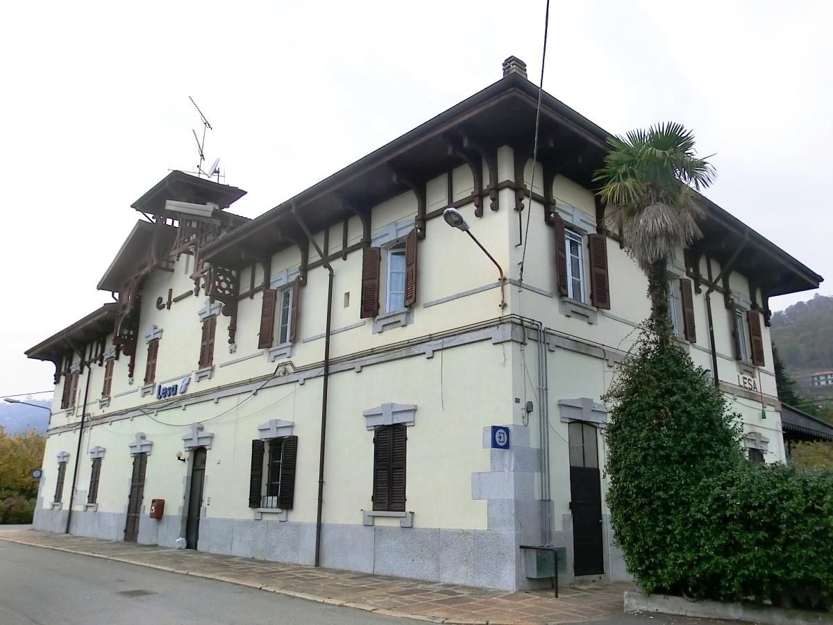 Lesa Station