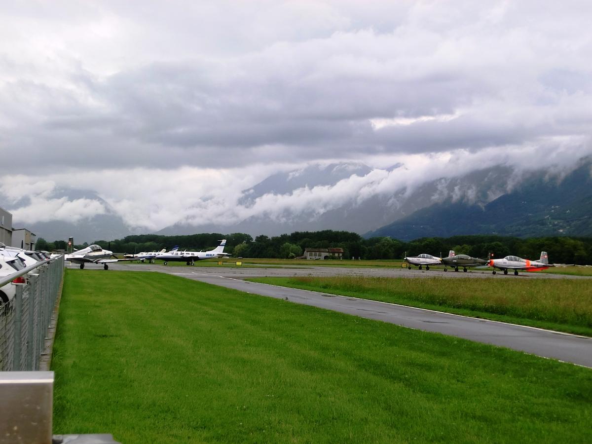 Flugplatz Locarno