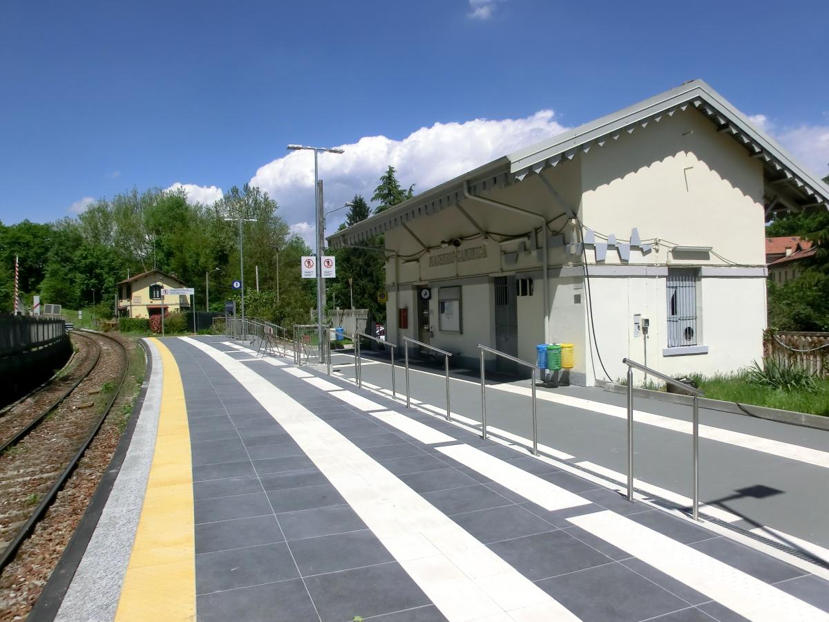 Macherio-Canonica Station