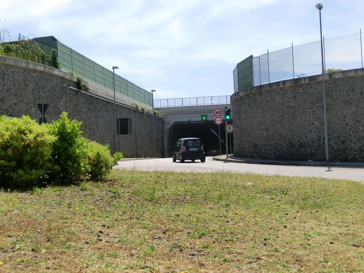 Tunnel Madonnelle