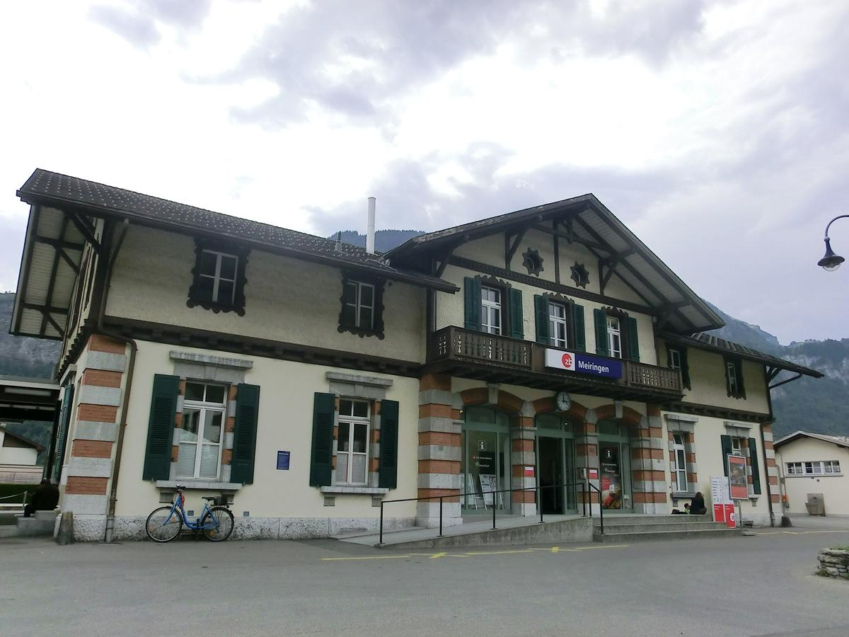 Bahnhof Meiringen
