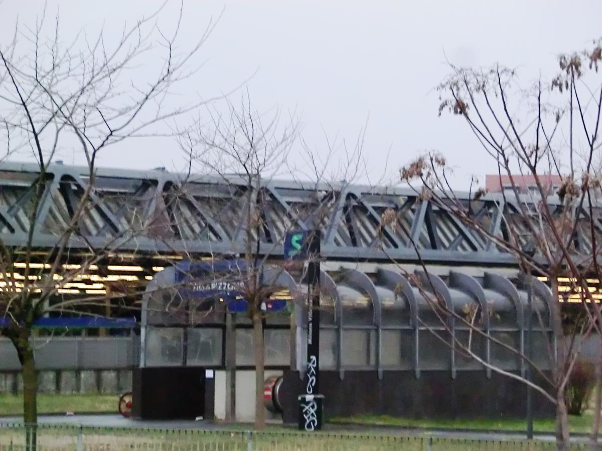 Milano Villapizzone Station