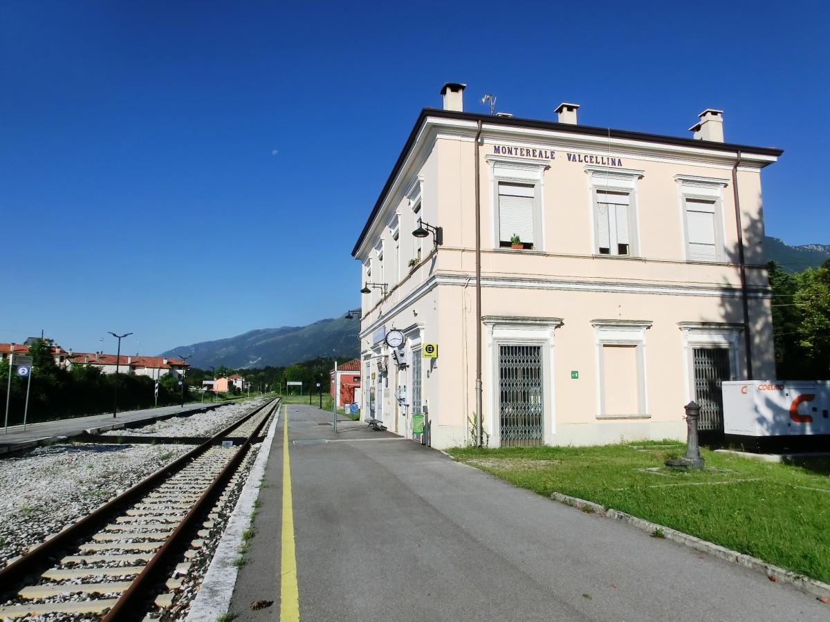 Bahnhof Montereale Valcellina