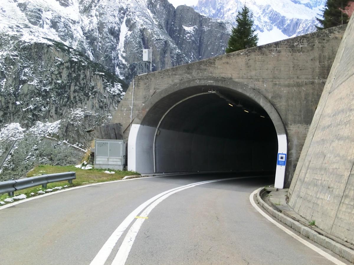 Grind Road Tunnel north-eastern portal