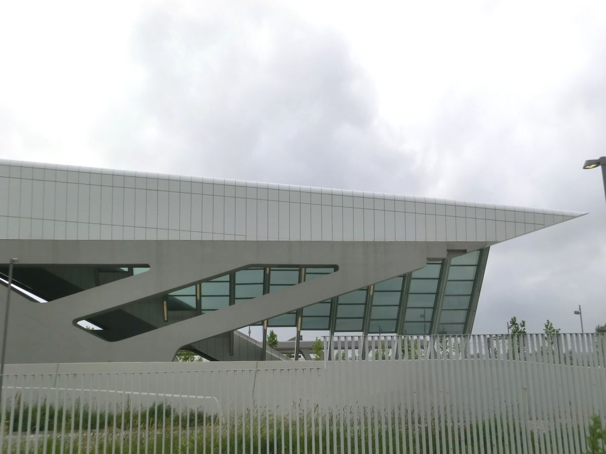 Bahnhof Napoli-Afragola