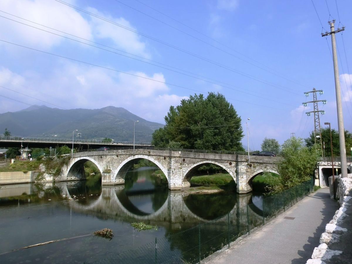 Serio Romanesque Bridge