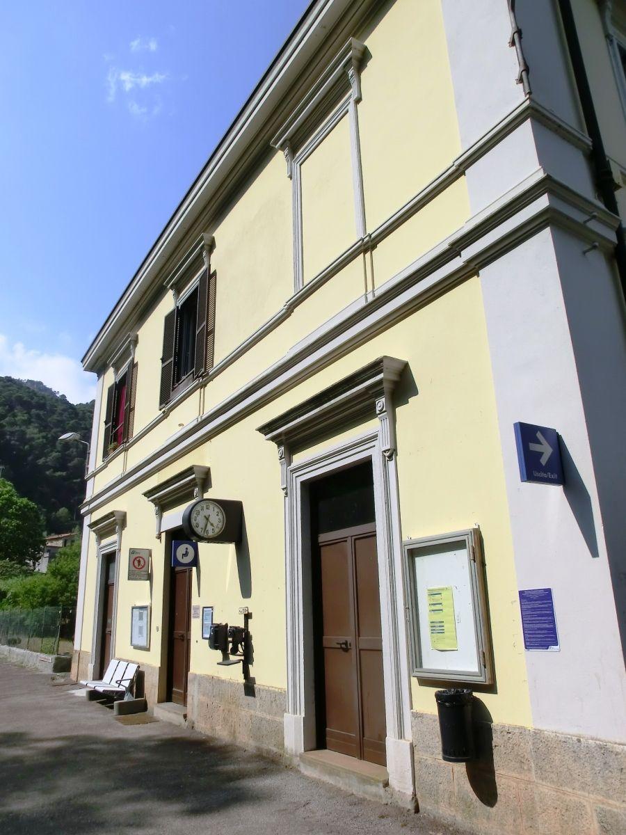 Olivetta San Michele Station