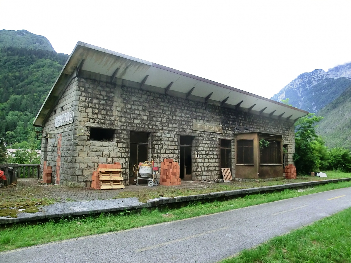 Bahnhof Pietratagliata