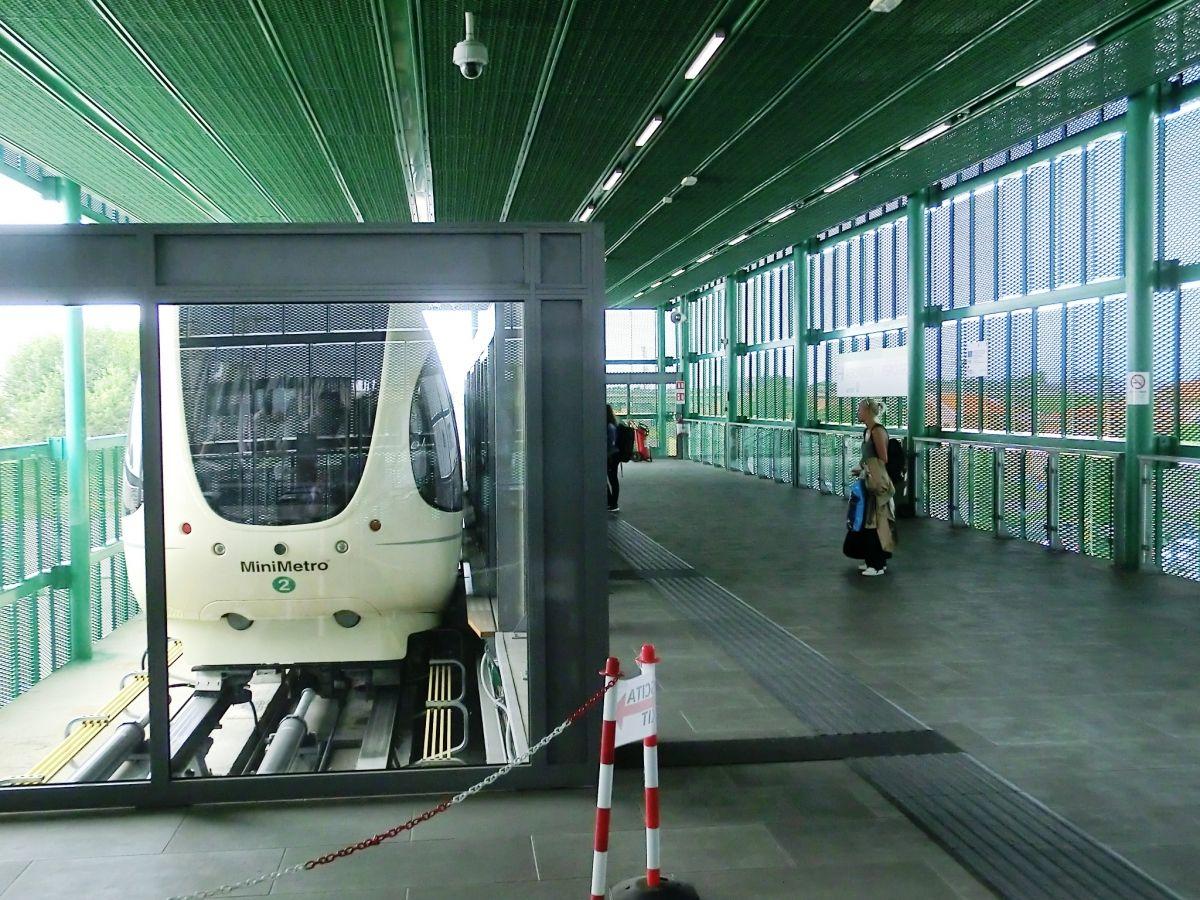 Gare de Pisa Mover Aeroporto