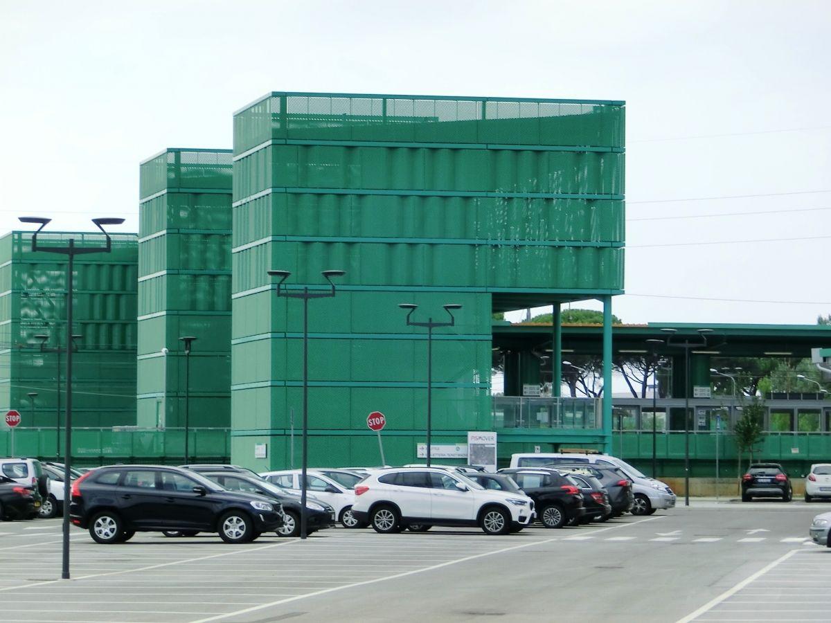 Image No. 329766 Pisa Mover San Giusto-Aurelia Station