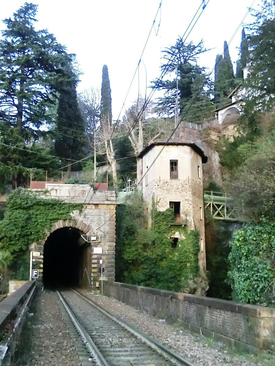 Bellano Tunnel southern portal