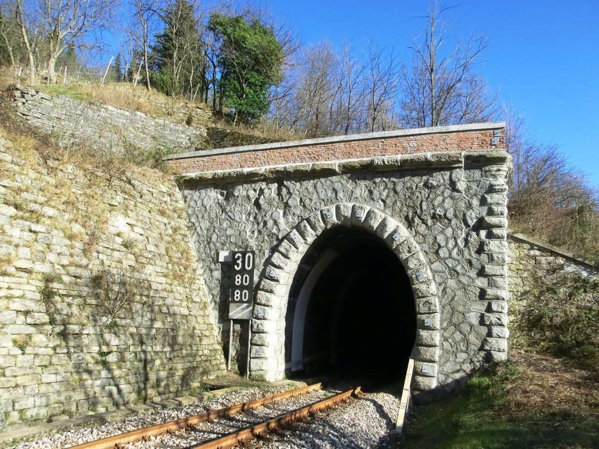 Biforco Tunnel western portal