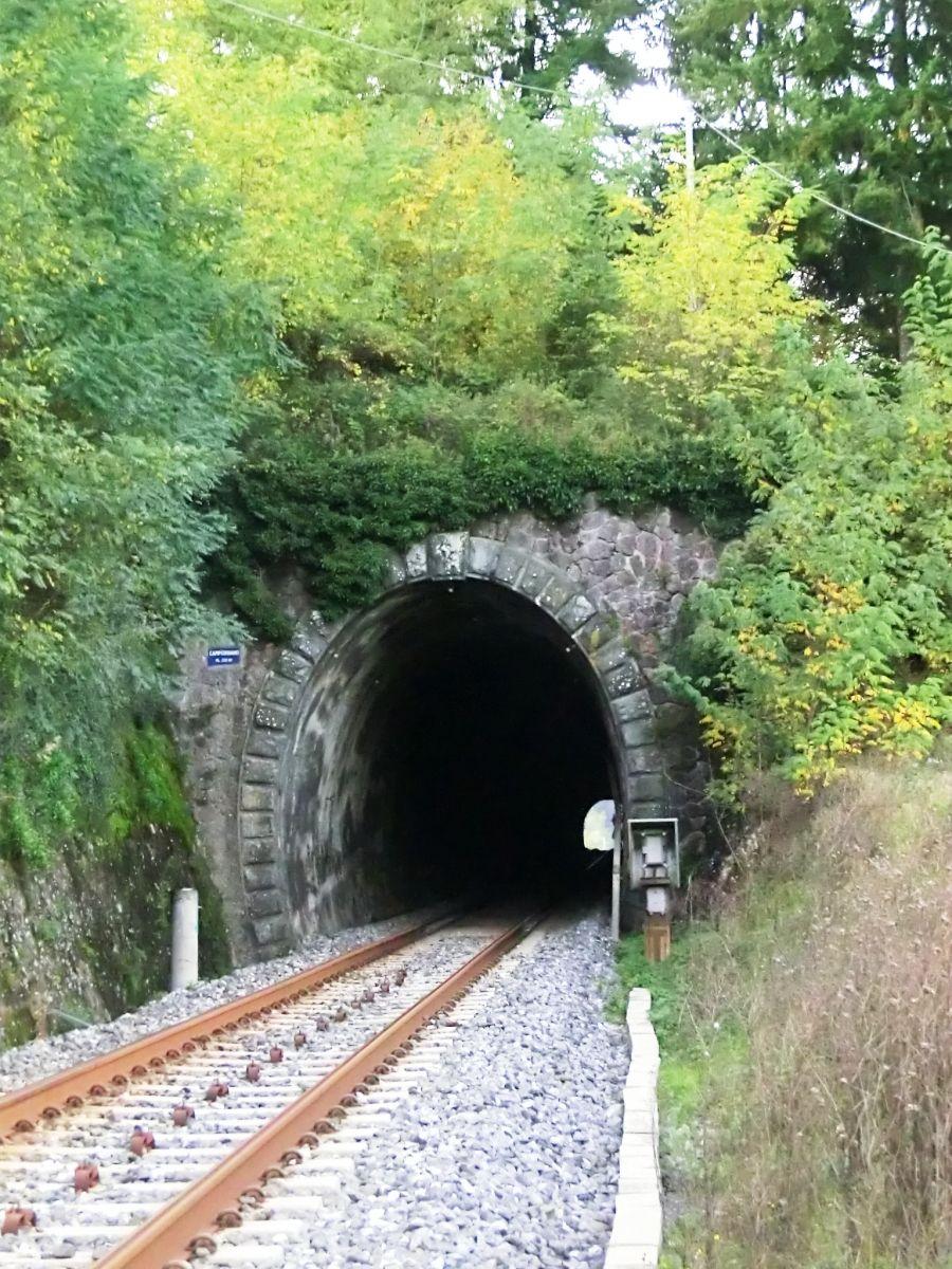 Camporgiano Tunnel southern portal