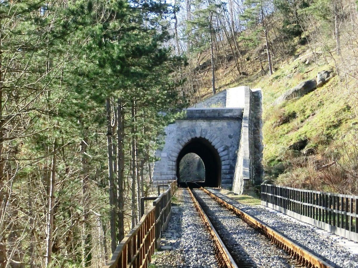 Tunnel Castagno
