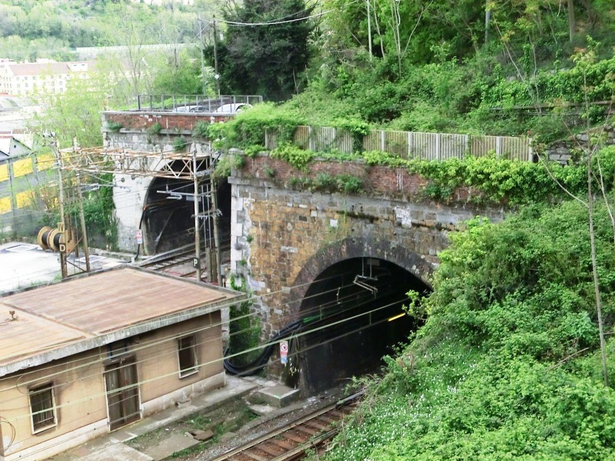 Tunnel Facchini 1