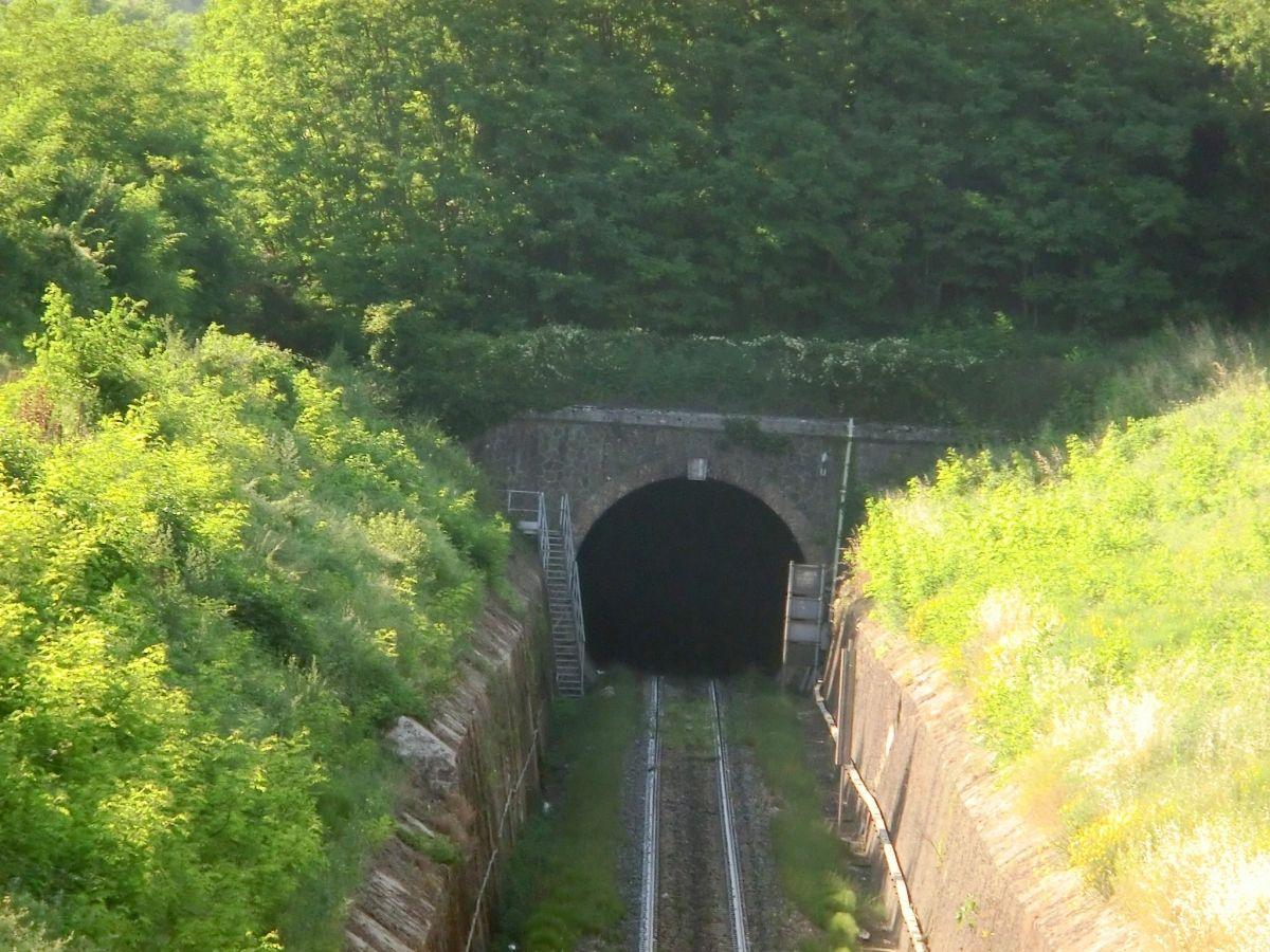 Montarioso Tunnel southern portal