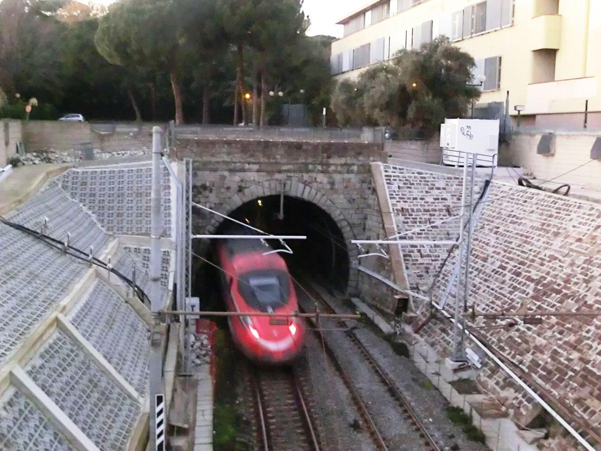 Túnel de Il Pellegrino