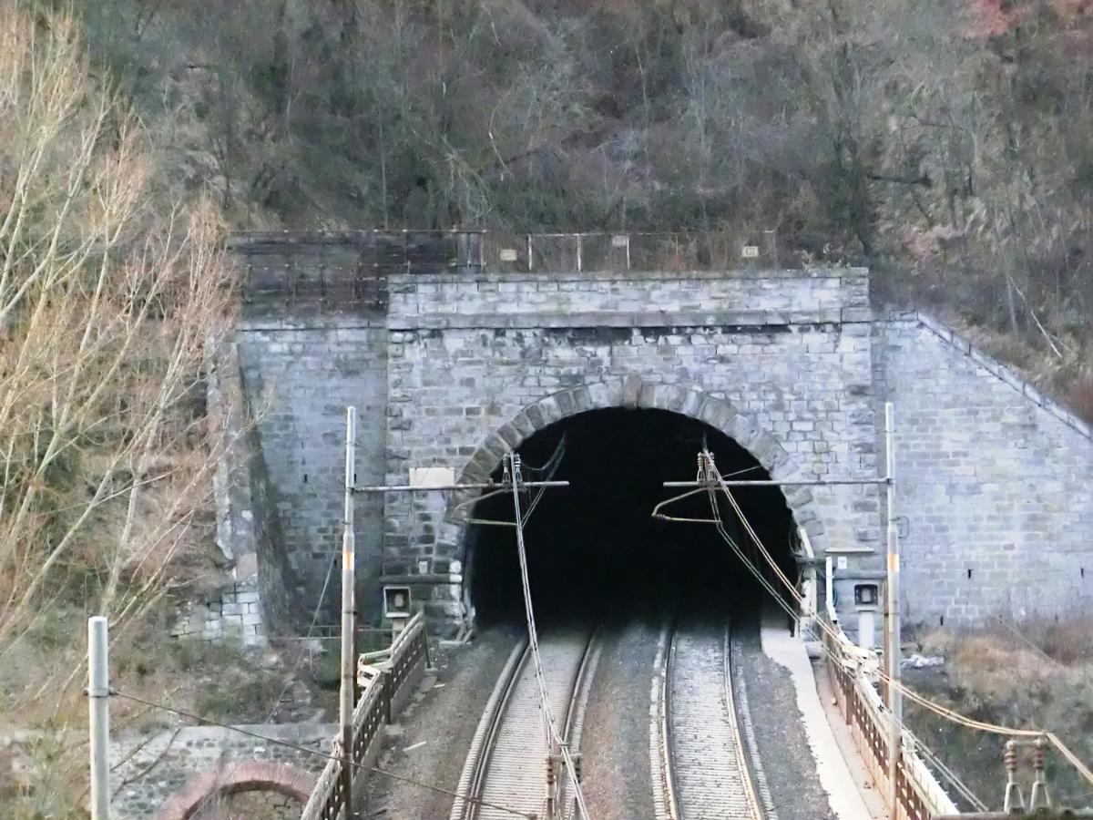 Tunnel Pian di Setta (Castiglione dei Pepoli/Grizzana ...
