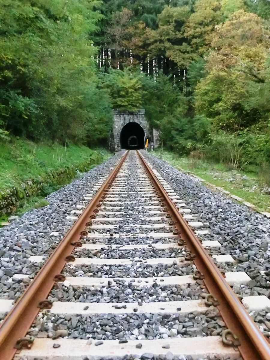 Tunnel de Piantaia