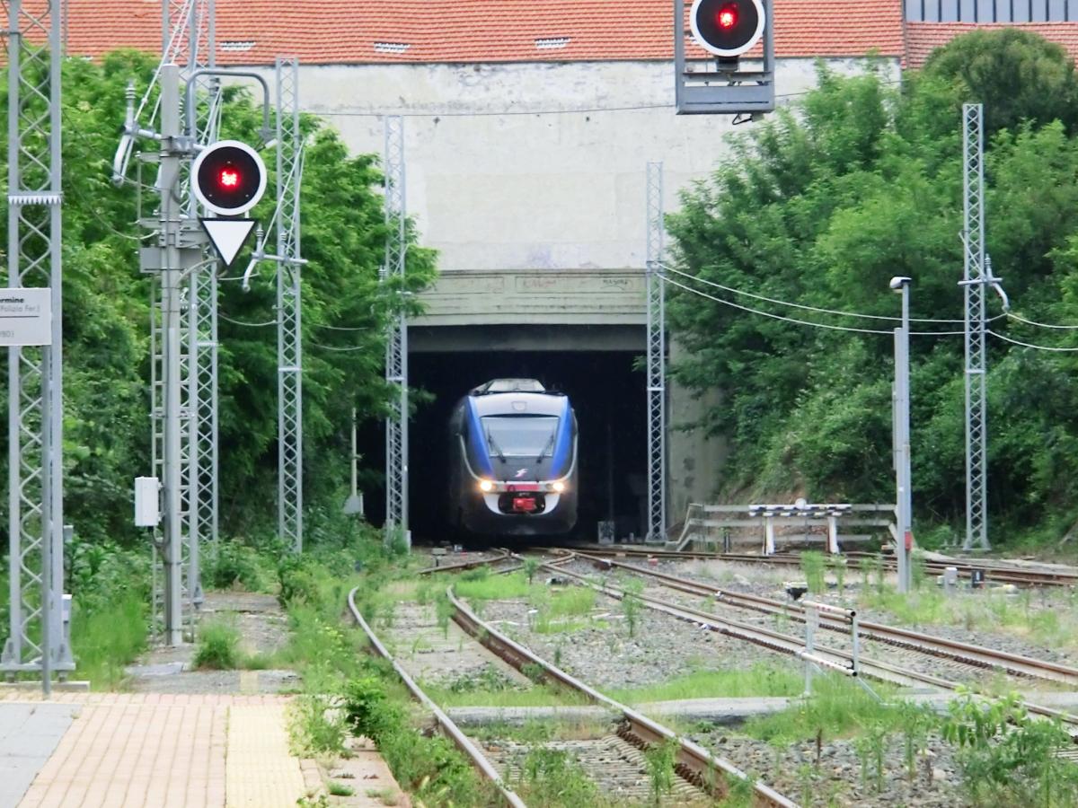 Tunnel de Rivetti