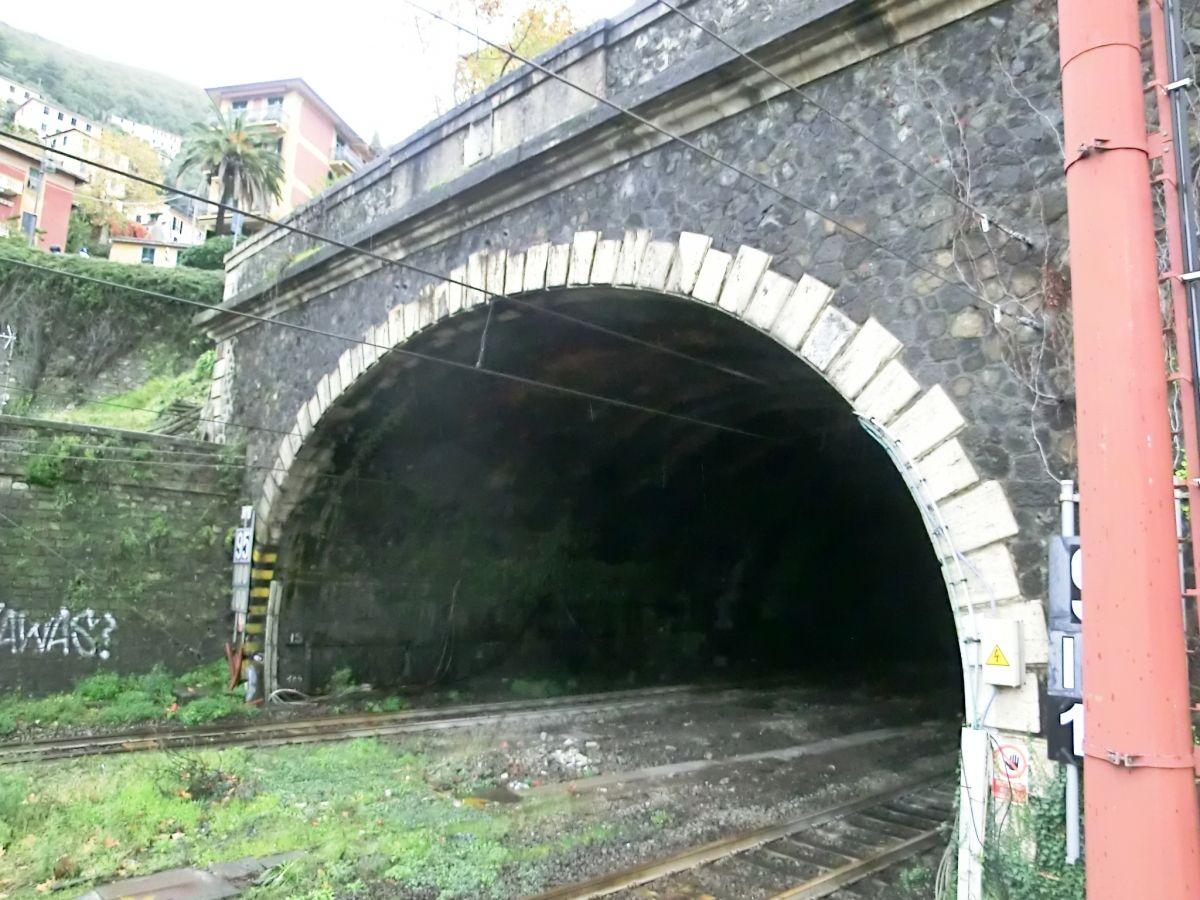Ruta Tunnel western portal