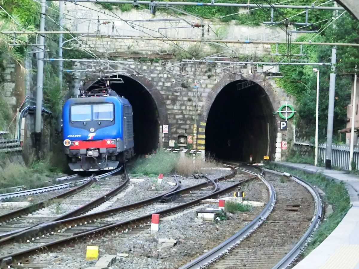 Tunnel de Santa Margherita