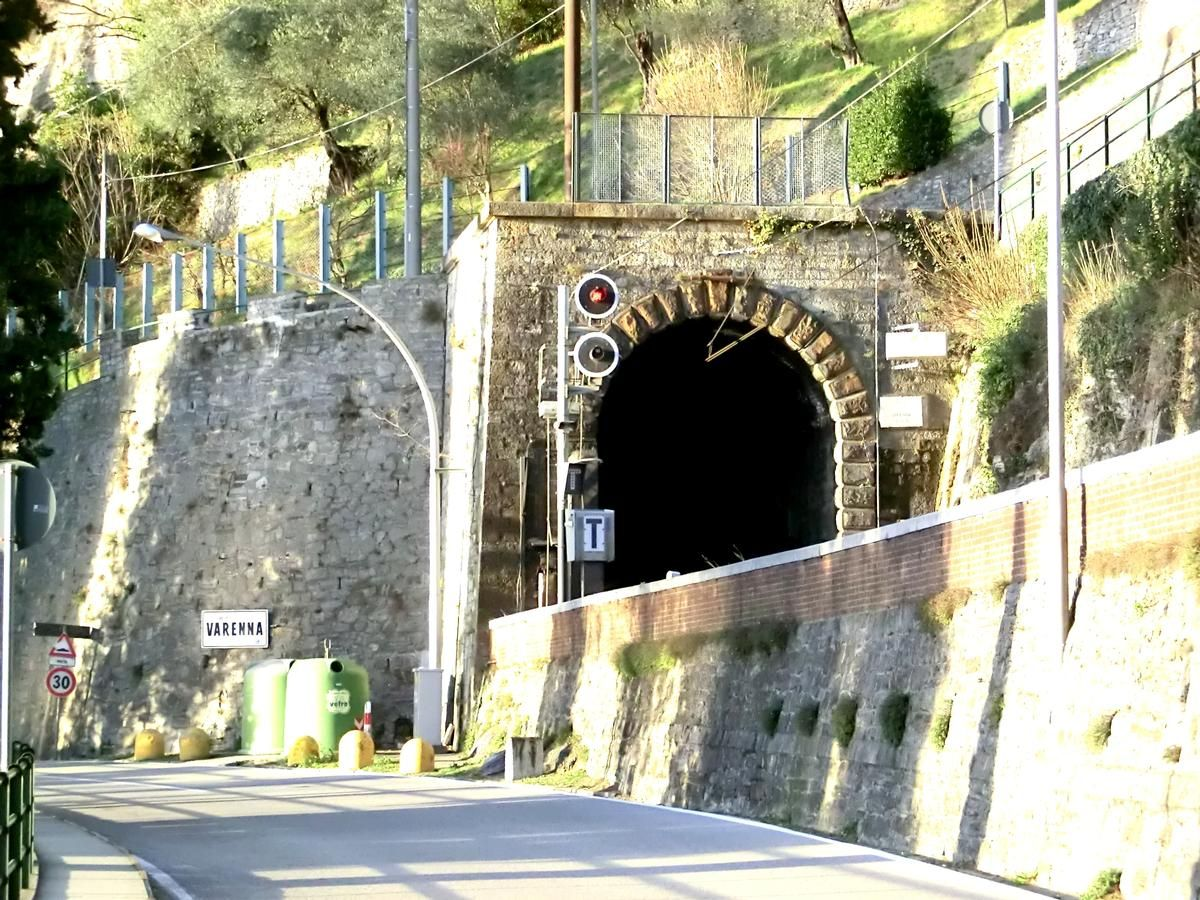 Varenna Tunnel southern portal