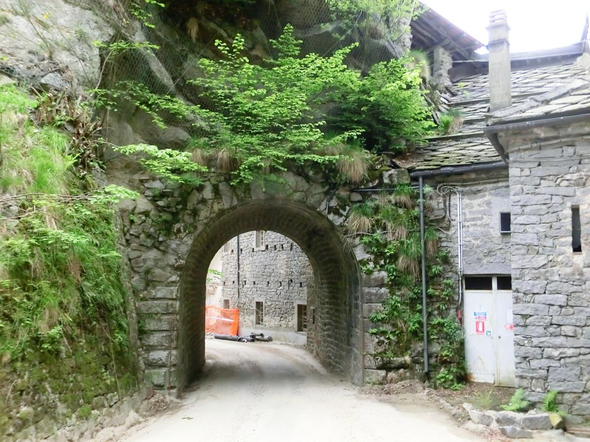 Tunnel San Giovanni d'Andorno
