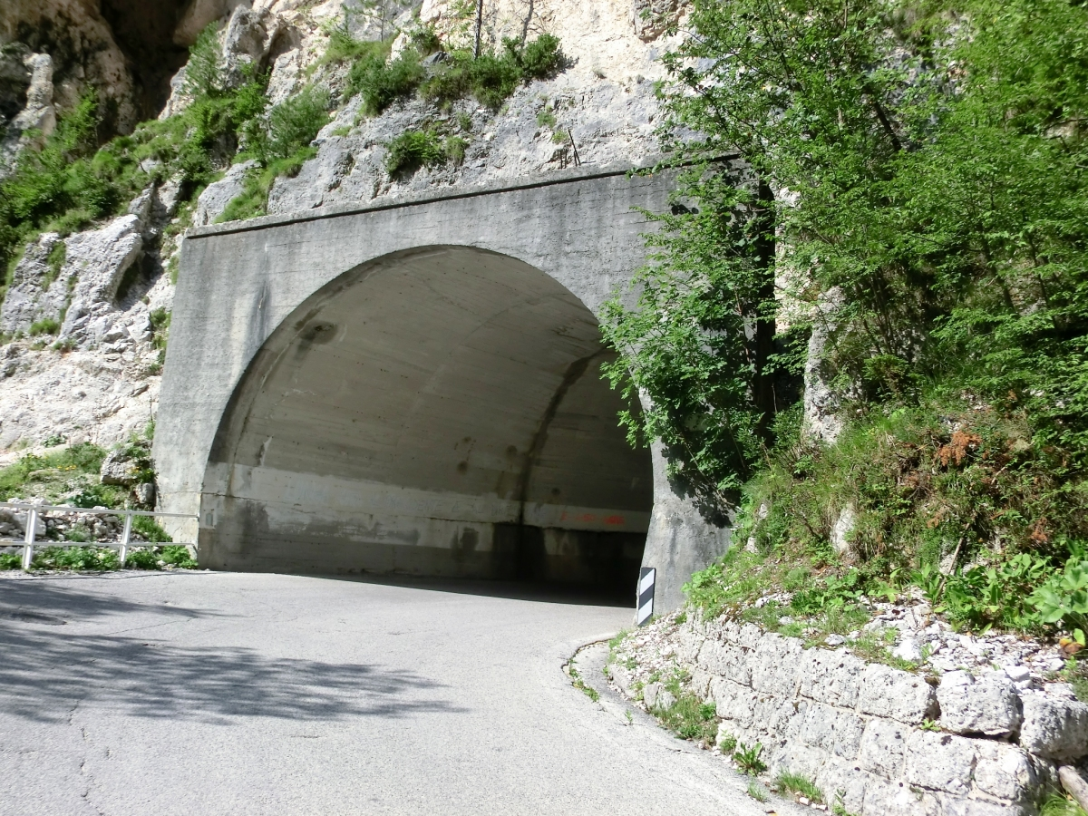 Tunnel Sella Nevea I