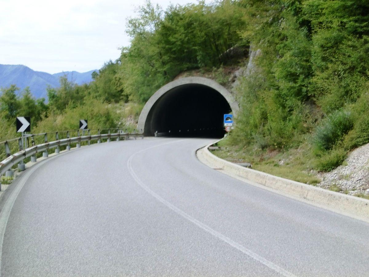 Lumezzane I Tunnel eastern portal